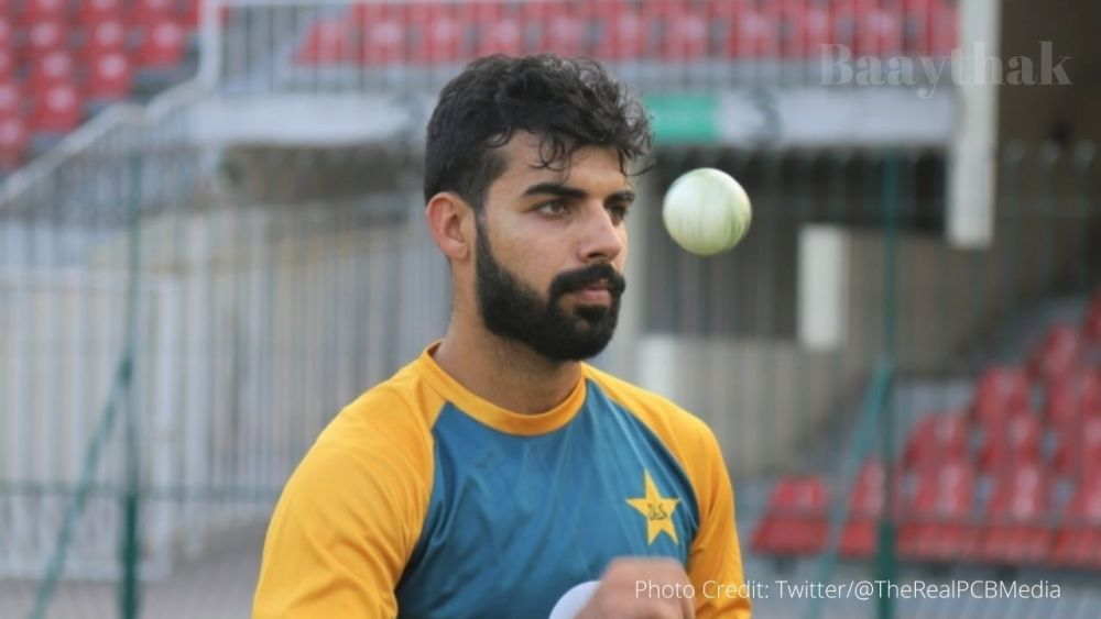 Vice Captain Shadab Khan to miss first ODI due to injury - Baaytahk