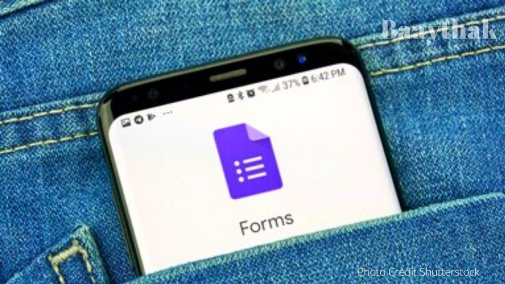 All About Google Forms - Baaythak