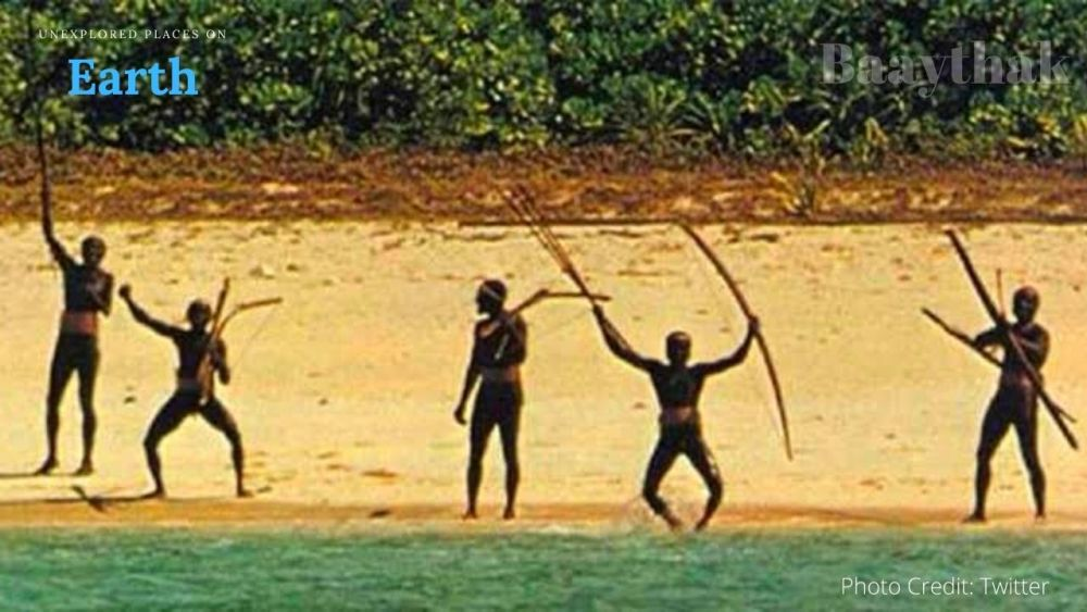 Unexplored Places on Earth - Locals of North Sentinel Island, India - Baaythak