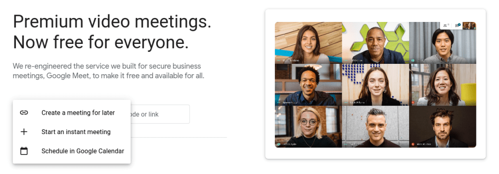 Google Meet introduces new features