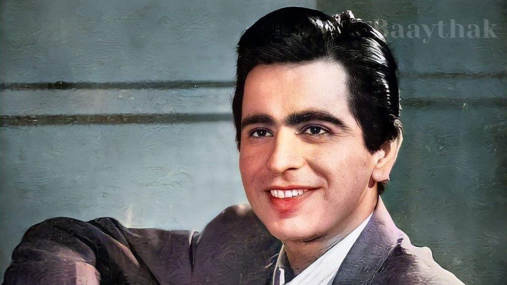 Dilip Kumar is no more