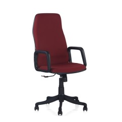 Dining Chair Covers Set Of 6 India White Plastic Rocking Buy Nilkamal Lead High Back Office Chair, Maroon Online - At Home
