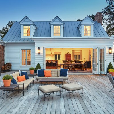 16 Amazing Traditional Deck Designs That Will Transform Your Outdoor Living