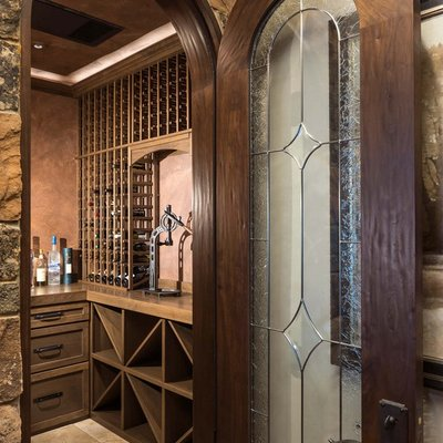 16 Sensational Rustic Wine Cellar Interiors Designed For Pleasure