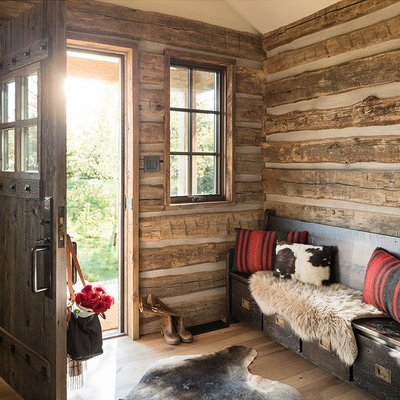 18 Eye Catching Rustic Foyer Designs You Ll Fall In Love With
