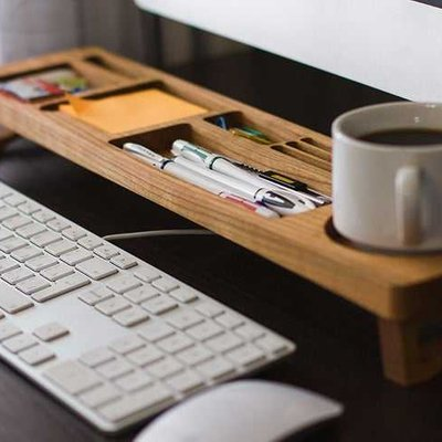 20 Simple But Practical Desk Organizer Designs For Your Office Home