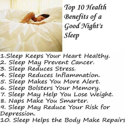 5 Tips For Good Sleep