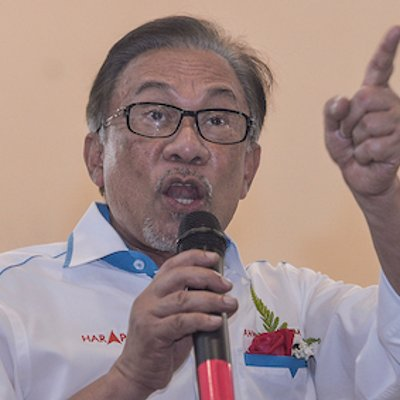 Anwar Ibrahim Now Says The Rm90 Million Not From 1mdb After All