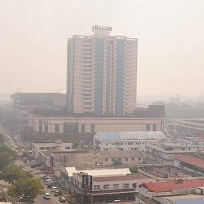 Api Readings High In Sri Aman And Miri Due To Forest Fires