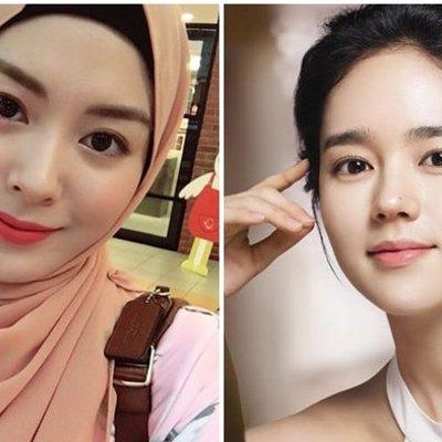 ayana jihye moon bekas anggota kpop idol 5 dolls kini sudah memeluk islam dan berhijab
