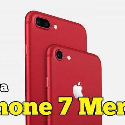 Berapa Harga Iphone 7 Merah Special Edition Ni