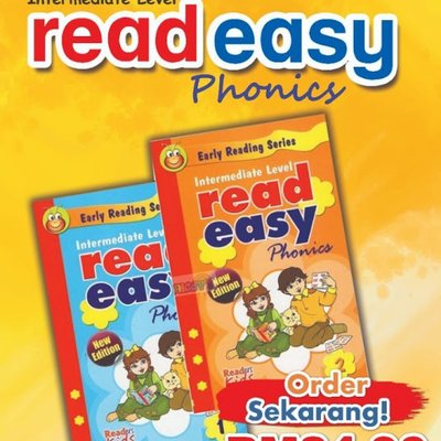 Buku Set Read Easy Intermediate Level