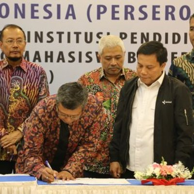 Cetak Sdm Unggul Pupuk Indonesia Gandeng 20 Universitas Gelar Program Pmmb