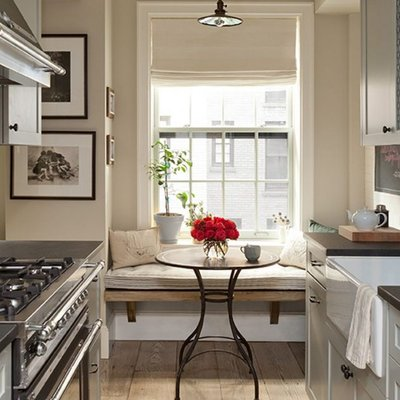 Cozy Open And Bright Eat In Kitchen Styles For Every Type Of Home