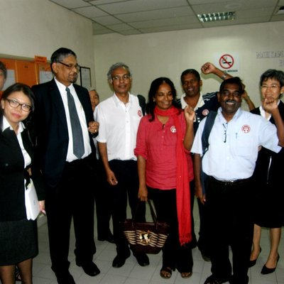 Cv Prabhakaran Towering Reformasi Lawyer Who Defended The Underdog