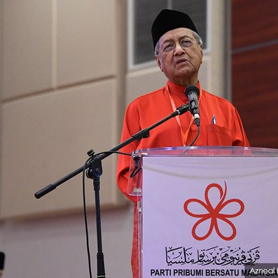 Dr M Tells Bersatu Leaders To Work Hard Focus On People S Issues