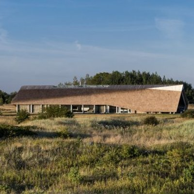 Dune House By Archispektras In Pape Latvia