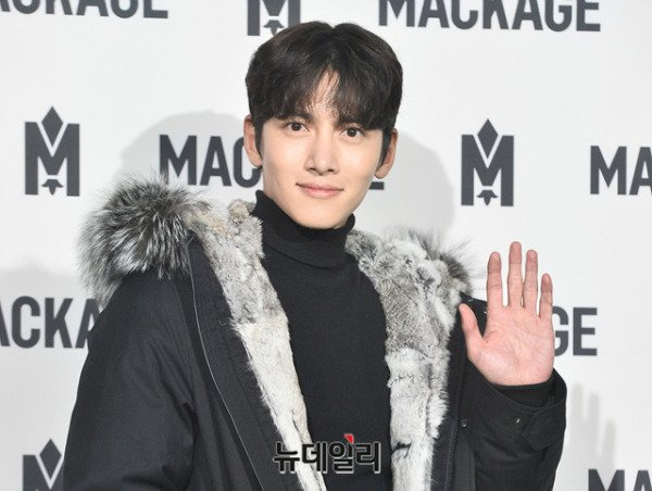 Event Ji Chang Wook Attends Mackage Fashion Launch Event