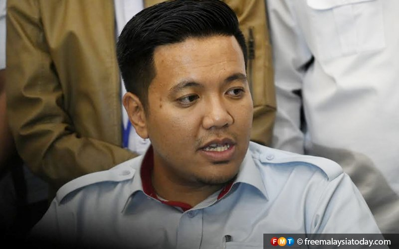 Ex Pkr Youth Deputy Chief Afif Gets Show Cause Letter
