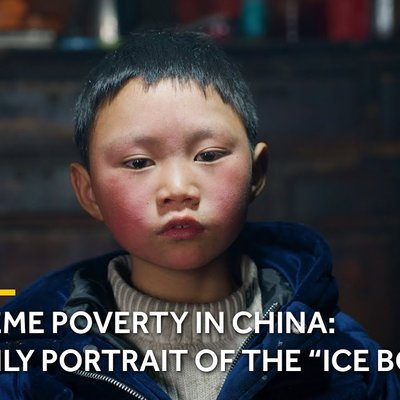 Extreme Poverty In China A Family Portrait Of The Ice Boy