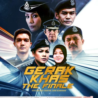 Gerak Khas The Finale