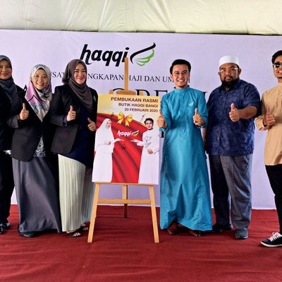 Haqqi Bangi Relocation Launch