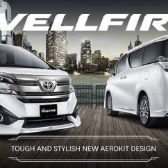 Harga All New Vellfire Grand Avanza E 2016 Terbaru 2018