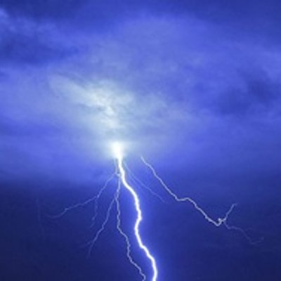 Housewife Seriously Injured After Lightning Strikes Her Kitchen