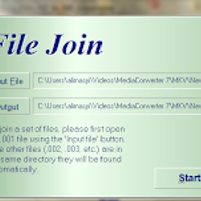 How To Join File Movie With Hj Split