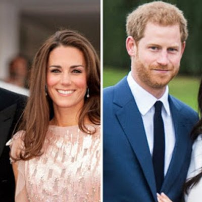 Hubungan William Harry Kate Dan Meghan Makin Keruh