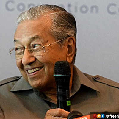 I M Not Staying Full Term Unless Forced To Says Dr M