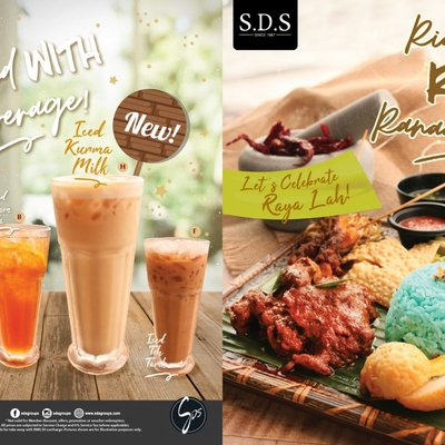 Iconic Tastes Of Sds Ramadhan Meal Delighting Muslimin And Muslimat