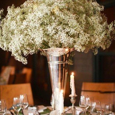 gagasan untuk dekorasi bunga kering - beauty glamorous