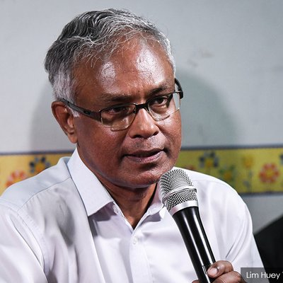 Jeyakumar Is New Psm Chairperson