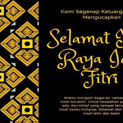 Kata Kata Ucapan Idul Fitri Yang Menyentuh Hati
