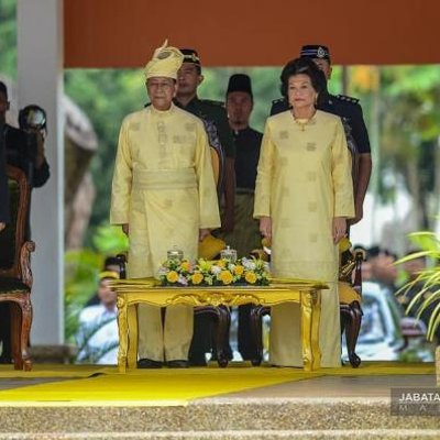 Kedah Sultan Urges People To Remain Calm Over Second Wave Of Covid 19