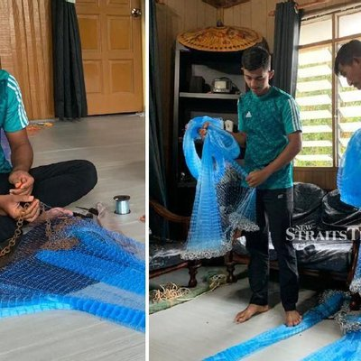 Kelantan Brothers Rake In Big Money With Homemade Cast Nests