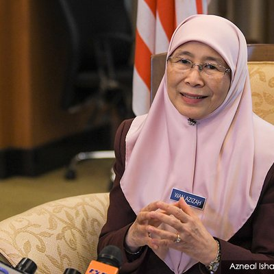 Khat An Art Form Nothing To Do With Religion Wan Azizah