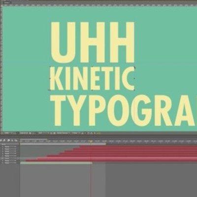 artikel kinetic typography quick