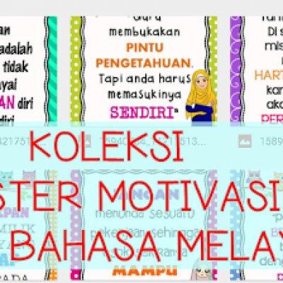Kata Kata Motivasi Belajar Dalam Bahasa Melayu Cikimm Com