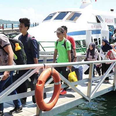 Labuan Mmea Steps Up Safety On Boats And Ferries