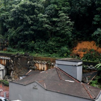Landslip Raises Concerns Of Workers At Phileo Damansara 2 Section 16 Residents