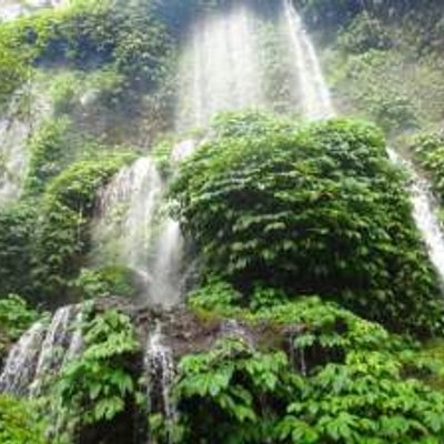 Legenda Objek Wisata Lombok Tengah Air Terjun Benang Stokel