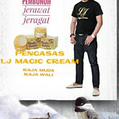 lj magic cream madu lebah pembunuh jerawat dan jeragat nombor 1 malaysia