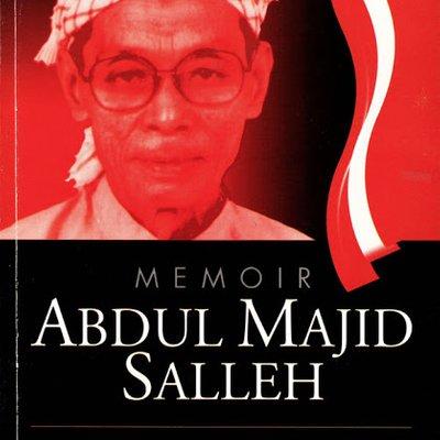 Majid Salleh Pejuang Kaum Buruh Parti Kebangsaan Melayu Malaya