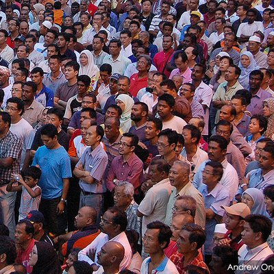 Malaysia Population Hits 32 58m Rise In Group Aged 65 And Over