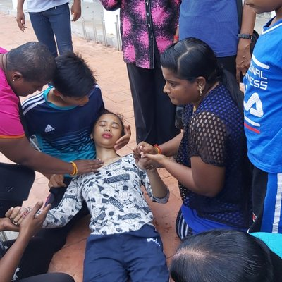 Melaka Govt Has Special Deepavali Gifts For Group That Saved Girl With Cpr