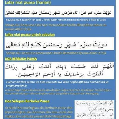 Merasa Makanan Dan Niat Puasa Bagi Qadha
