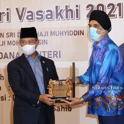 Mgc Grateful To Govt For Rm4 Million For Sikh Community