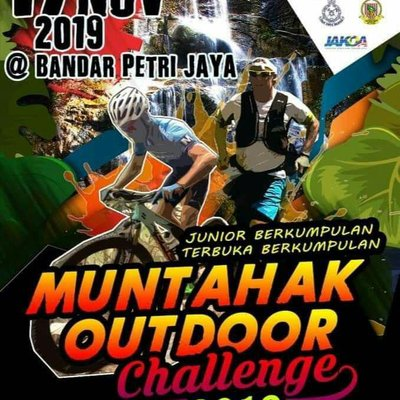 Muntahak Outdoor Challenge 17 November 2019